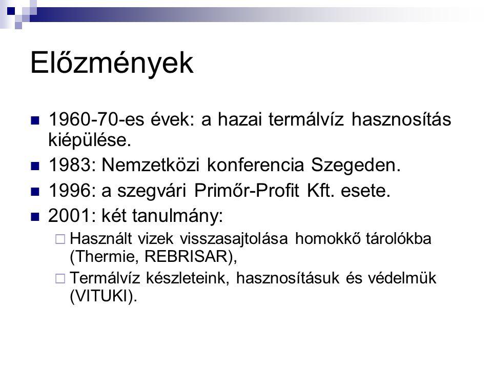 Vízgazdálkodási jogszabályok 1995: LVII.Törvény 2001: 203.