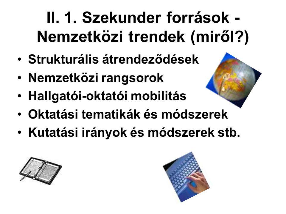 II. 1.