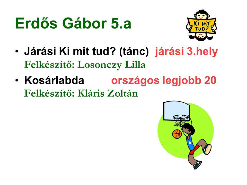 Gál Péter 5.b Második Regionális Szavalóverseny regionális 1.