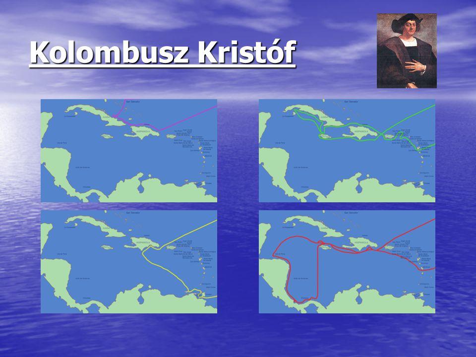 14831483-ban nagy feltűnést keltett Kolumbusz Kristóf (Cristoforo Colombo) azon állítása, miszerint az Ázsia és Európa közti távolság nem lehet túl nagy, és ő vállalja, hogy nyugat felé hajózva Japánt és India keleti szigetvilágát hamarosan eléri.