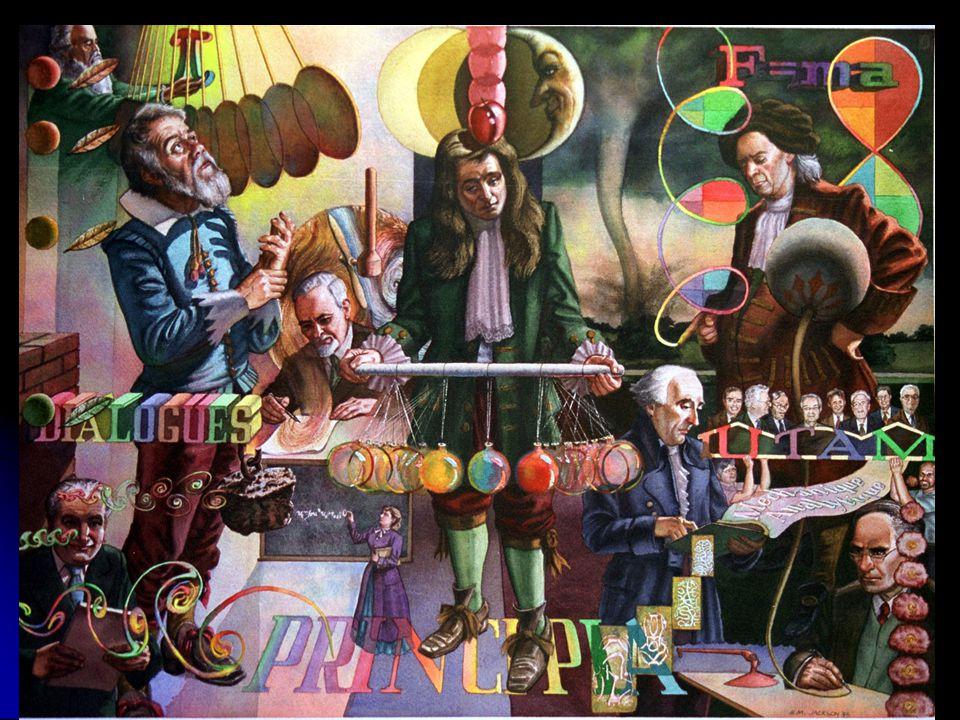 Newton hatása: 1.a fizikára (m) Az anyag szerkezete Az anyag szerkezete D.