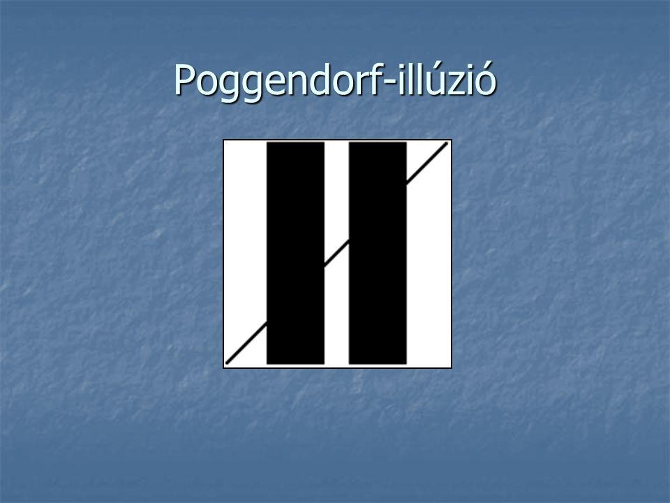 Poggendorf-illúzió