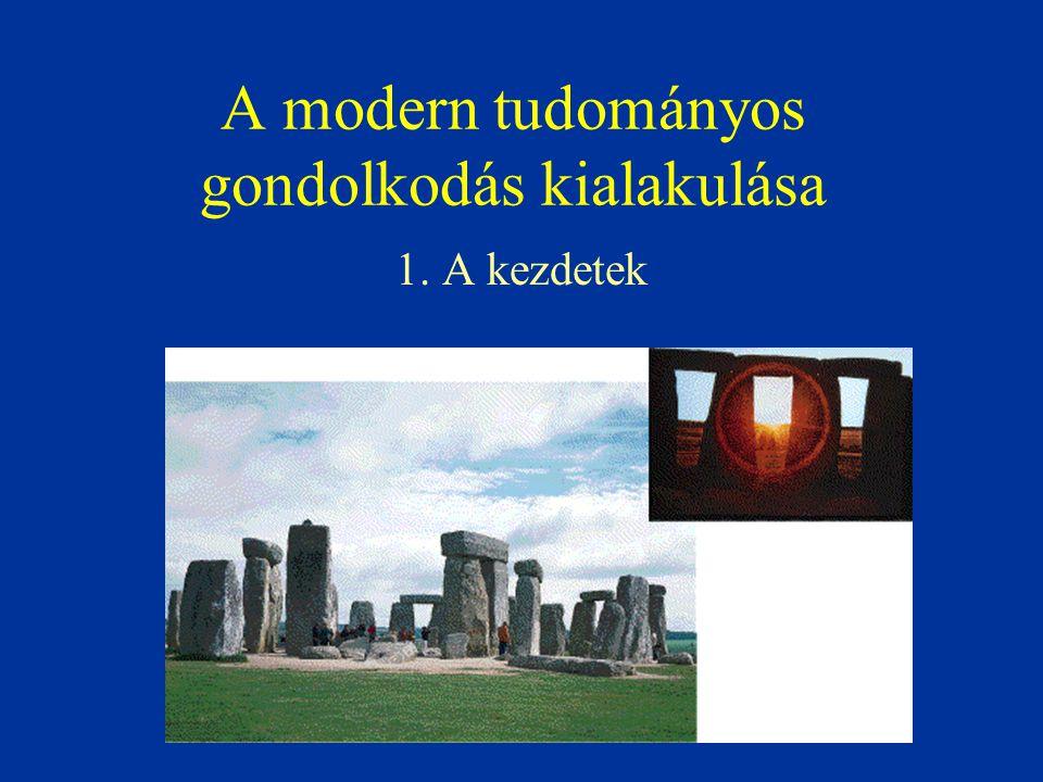 Az óra szerkezete 1.Általános bevezető Példa: Gotland vésett kövei 2.