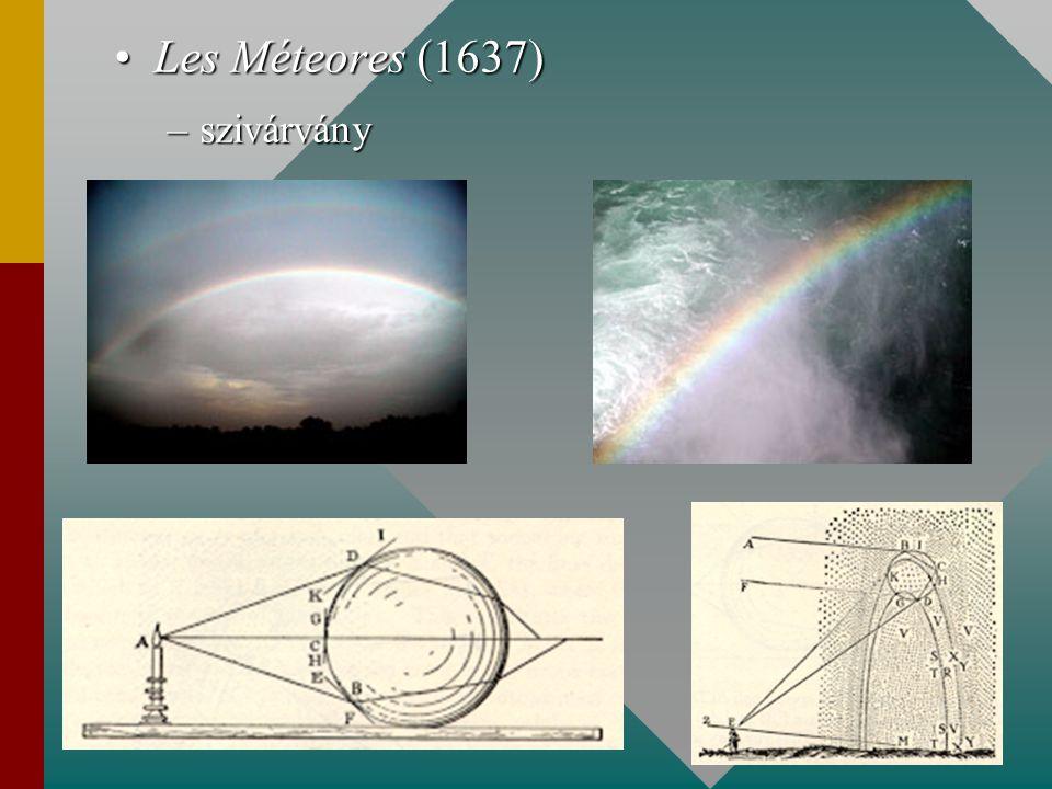 Les Méteores (1637)Les Méteores (1637) –szivárvány