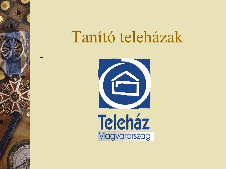 Néhány sikeres képzési projekt Forrásközpont - Berettyóújfalu  1997-től számítógépes képzések a térségben  2001-ben nyitottuk Berettyóújfaluban a Térségi Teleház és Forrásközpontot, mely 2003-tól akkreditált.