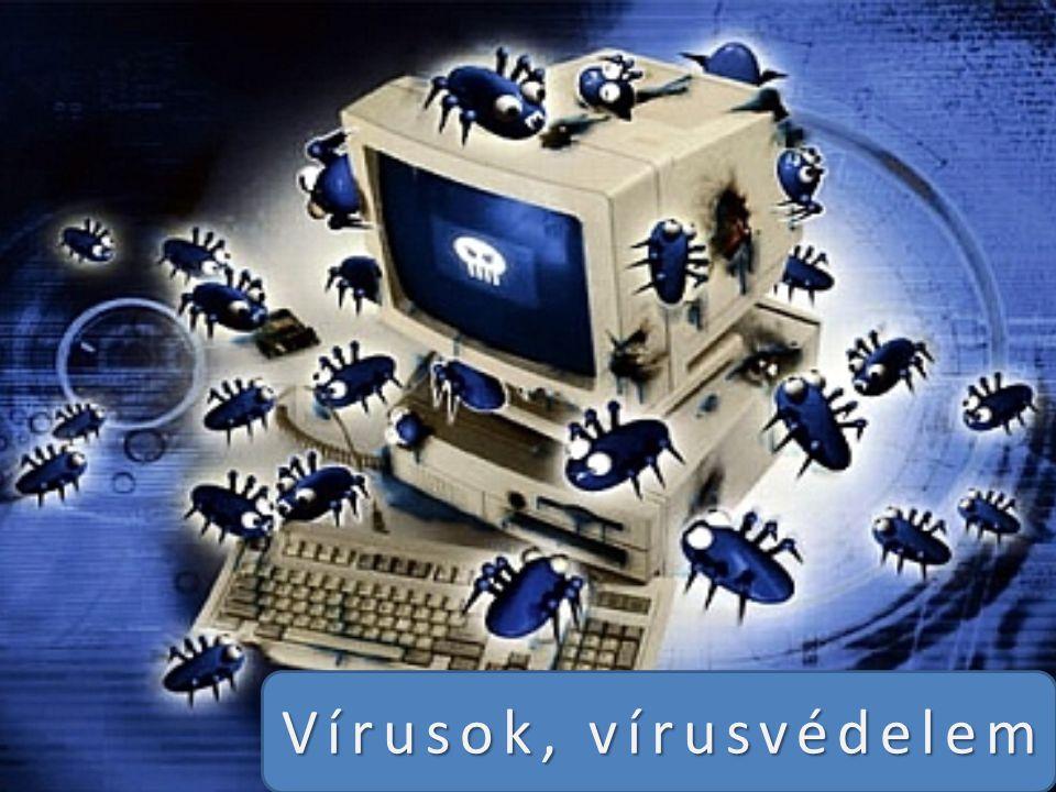 Mi a vírus.