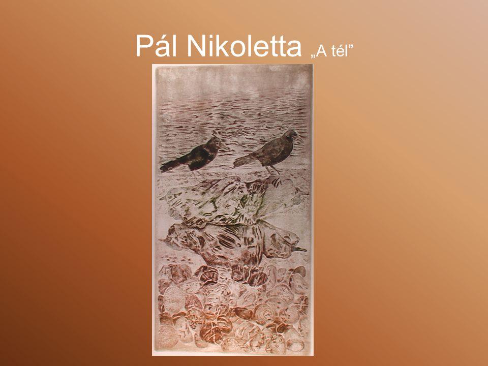 """Pál Nikoletta """"A tél"""