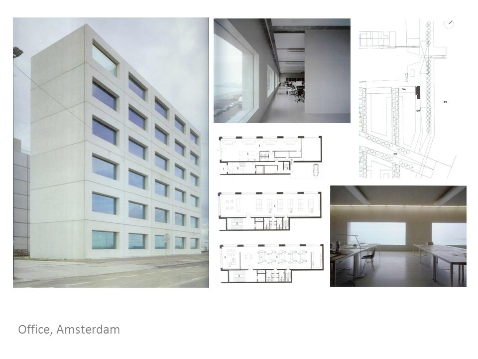 Office, Amsterdam