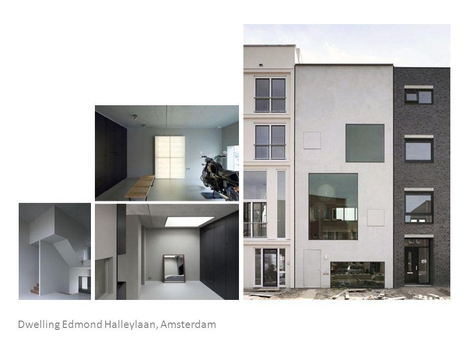 Dwelling Edmond Halleylaan, Amsterdam