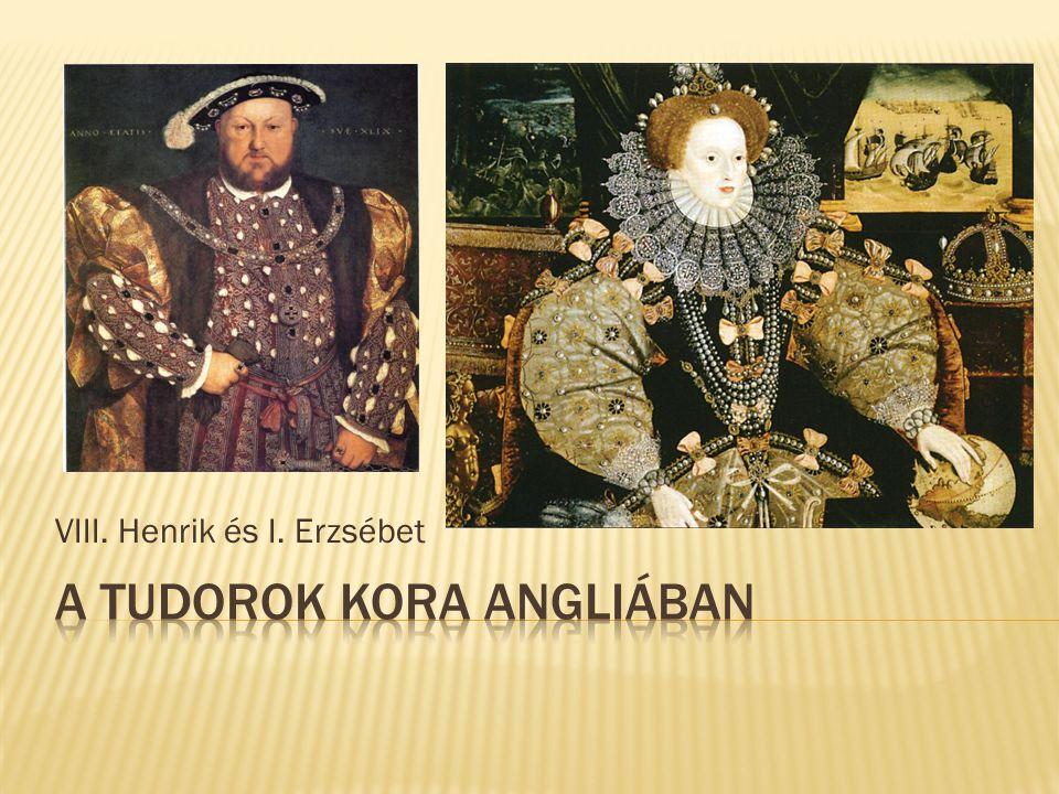 VIII. Henrik és I. Erzsébet