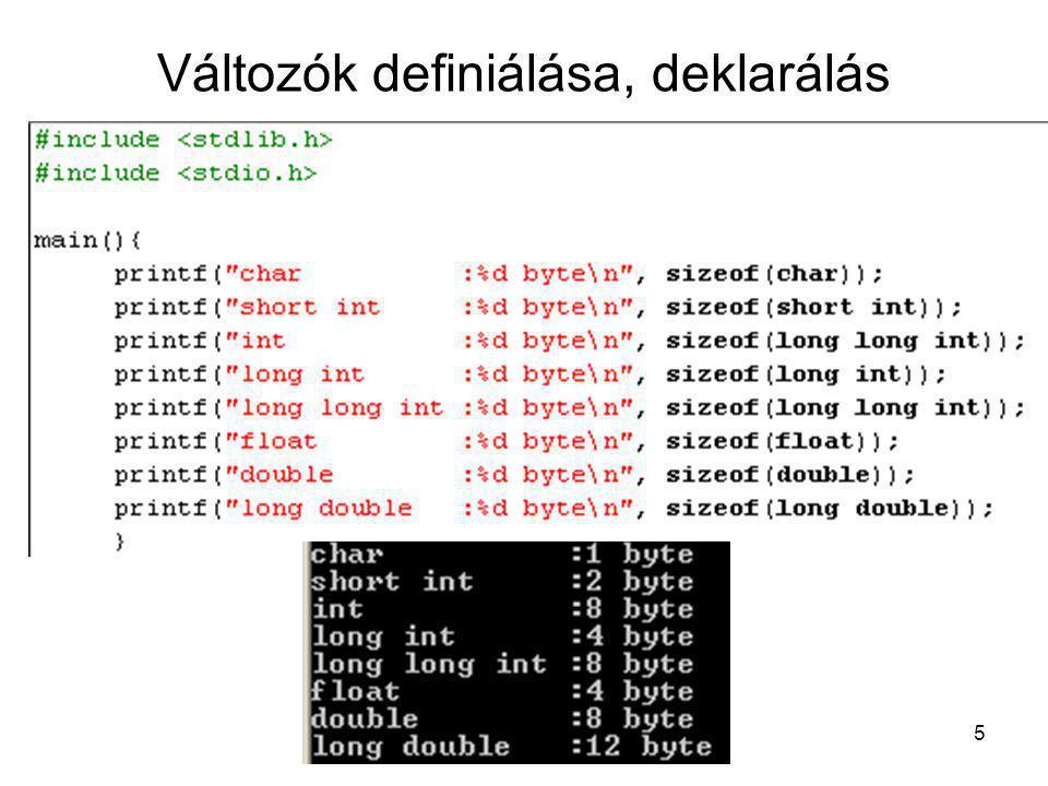 46 Példák egymásba ágyazott ciklusokra Beillesztéses rendezés: eredeti tömb kiírása Eleje+main fv definiálás a programban az indexek és az új tömb kiírása minden csere után