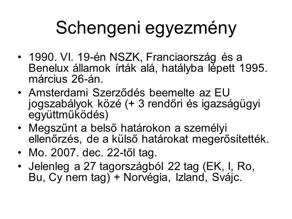 Társulási megállapodás Magyarország már a KGST felmondása előtt kapcsolatok erősítésére törekedett az EK-val.