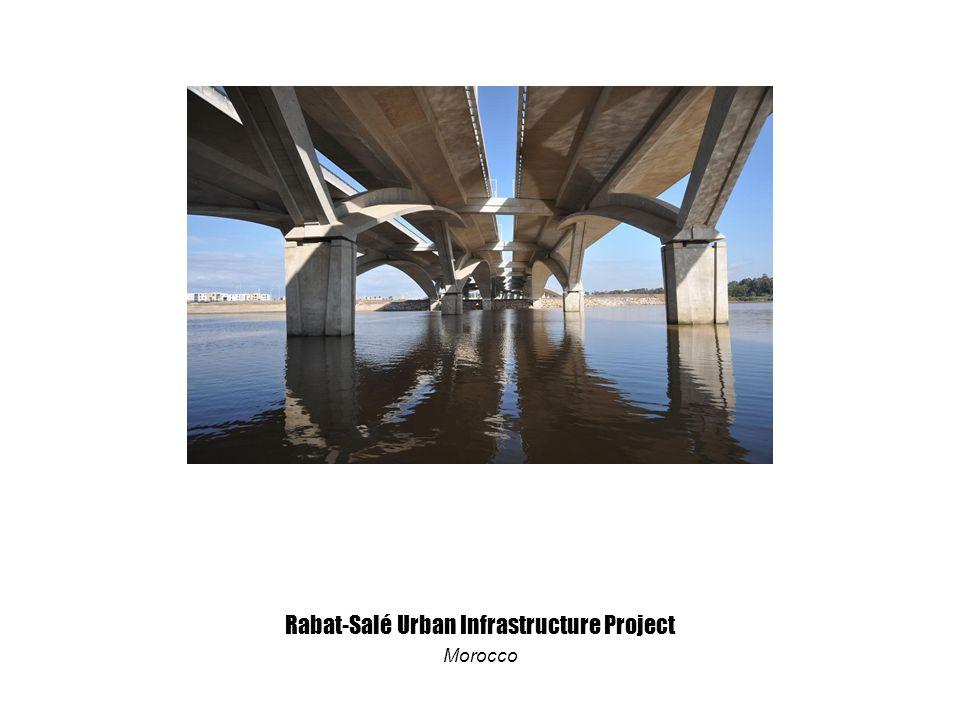 Rabat-Salé Urban Infrastructure Project Morocco