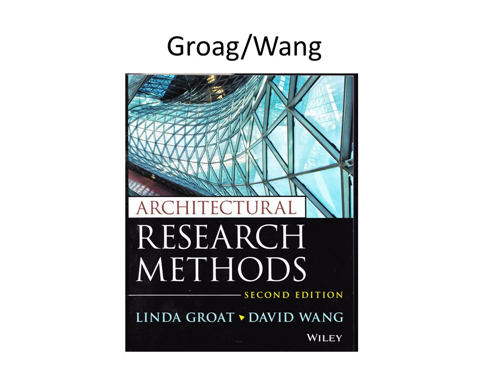 Groag/Wang