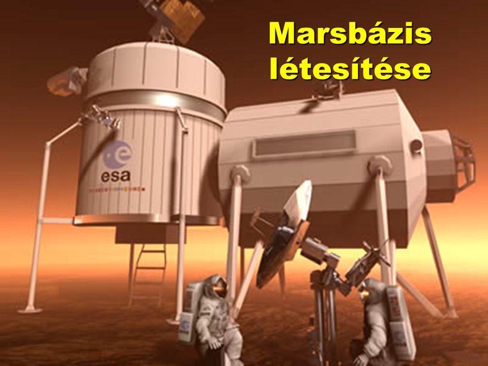 Marsbázis létesítése