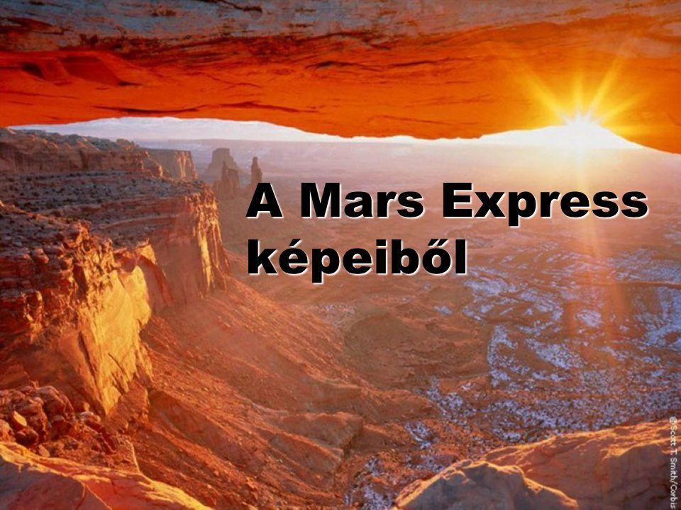 A Mars egyenlítői vidéke 50 km átmérőjű terület, fennsíkokkal és sziklaszirtekkel.