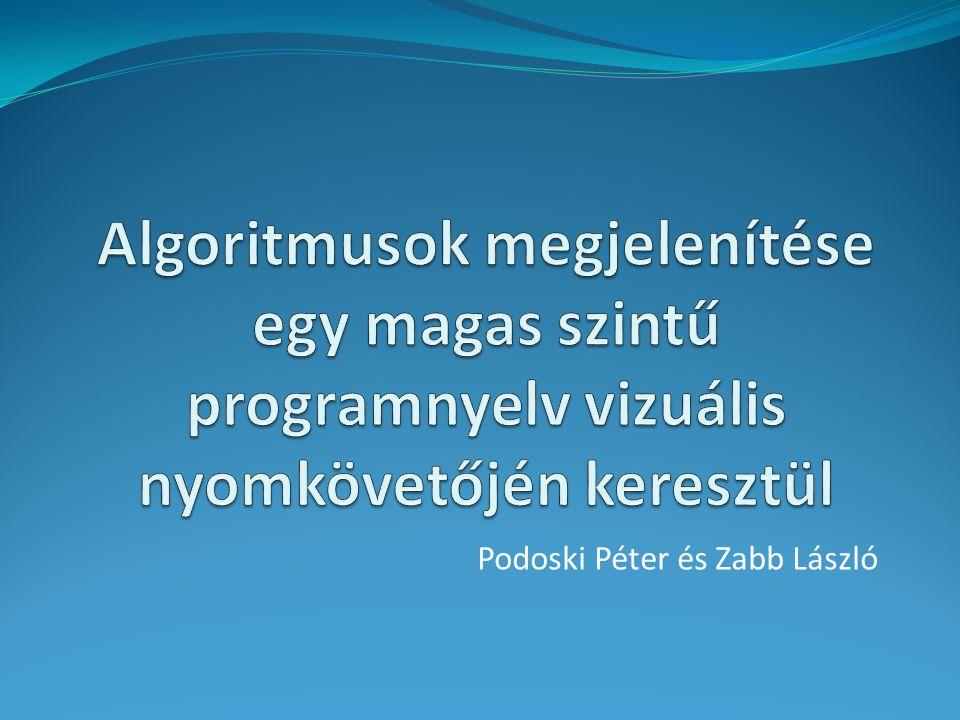 Podoski Péter és Zabb László