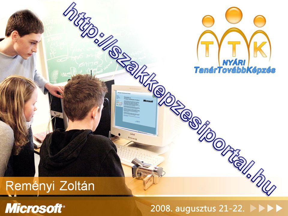 Microsoft oktatási DVD 1-2.