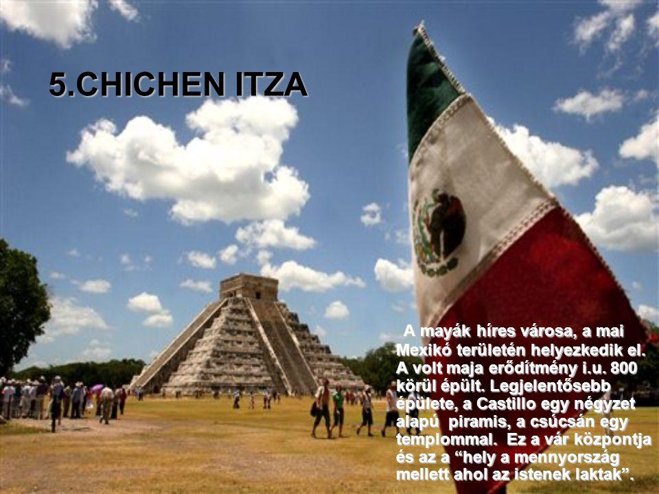 A több száz kőből készült építményt 2761 m. magasságban építették. A munkálatok az 1400-as évek elején kezdődtek. Kecsua nyelvből lefordítva, a Machu