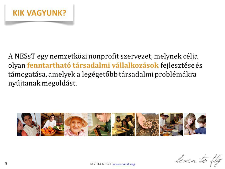 © 2014 NESsT. www.nesst.org.www.nesst.org 8 KIK VAGYUNK.