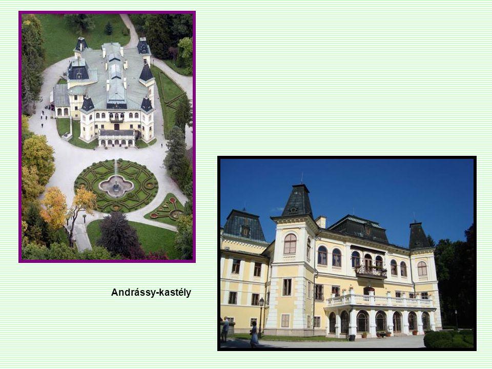 Andrássy-kastély