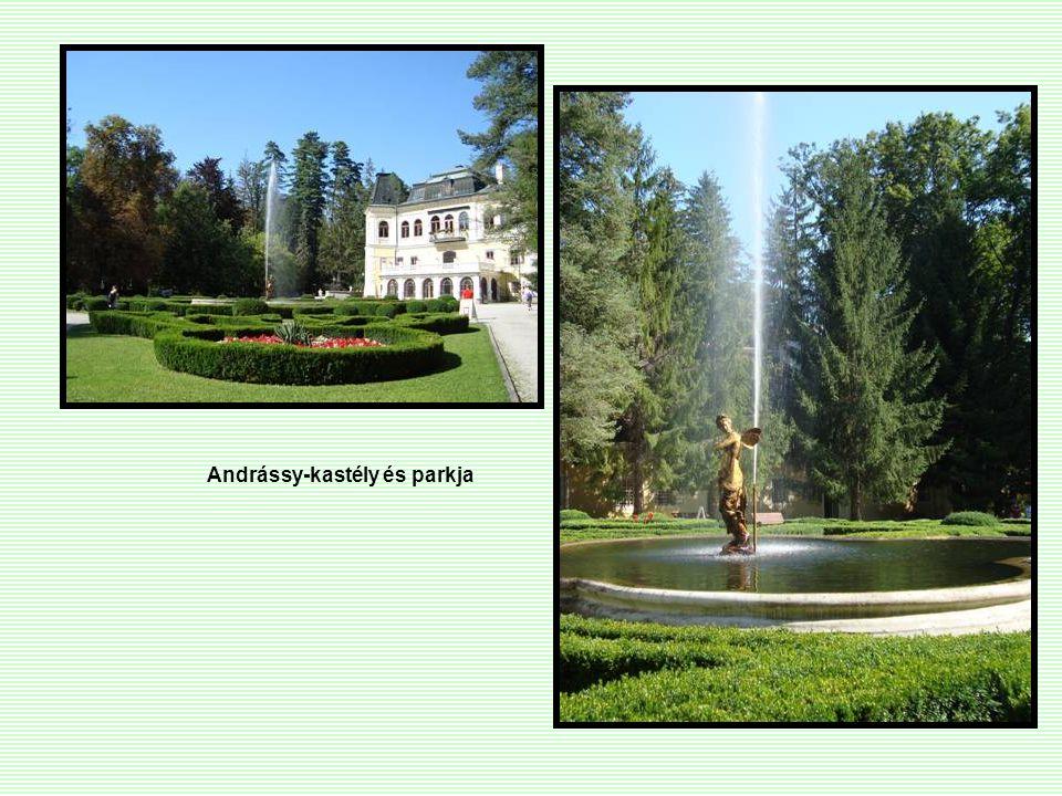 Andrássy-kastély és parkja