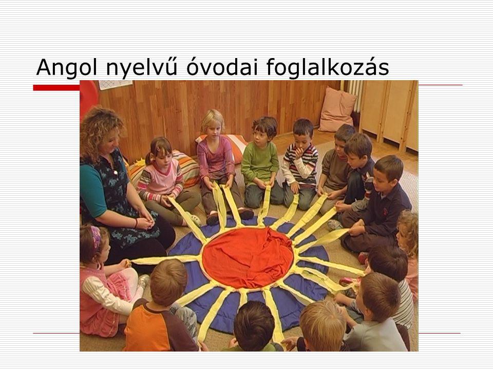 Az életkor és a nyelvtanulás összefüggései  Nyelvtanulás vagy nyelvtudás.