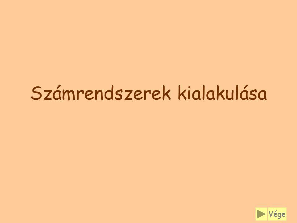Ma Magyarországon, és Európa nagy részén arab számokat használunk, és tízes számrendszerben számolunk.De a történelem ennél többféle számrendszert és különböző írásmódokat ismer.
