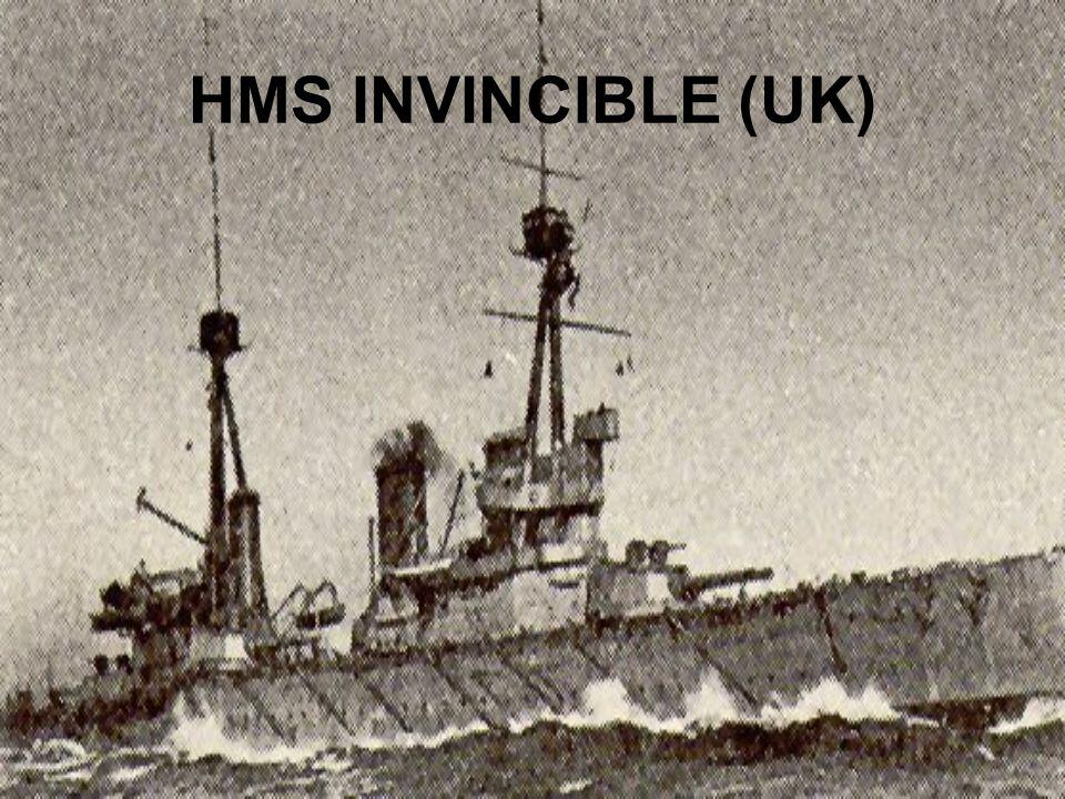 HMS INVINCIBLE (UK)