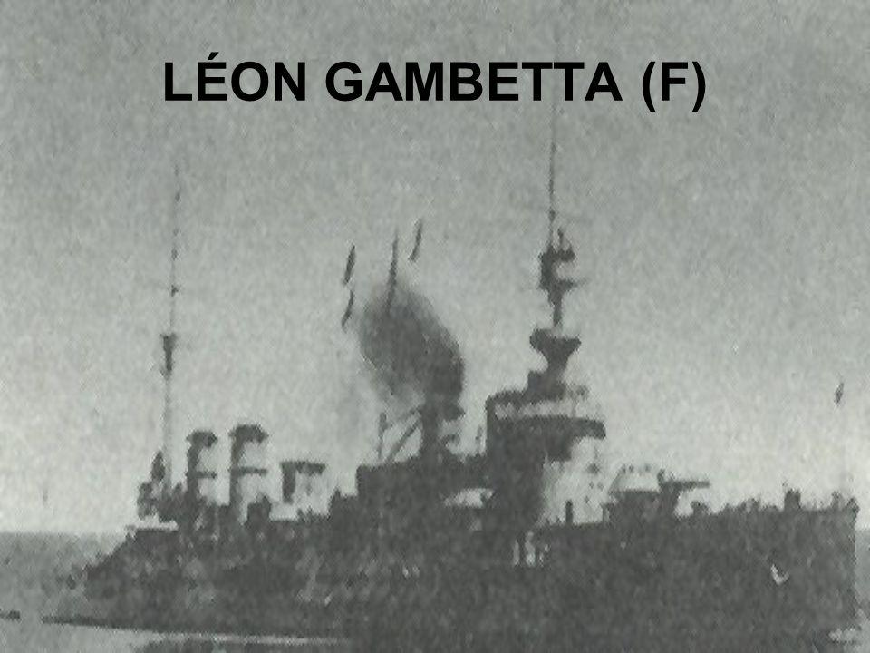 LÉON GAMBETTA (F)