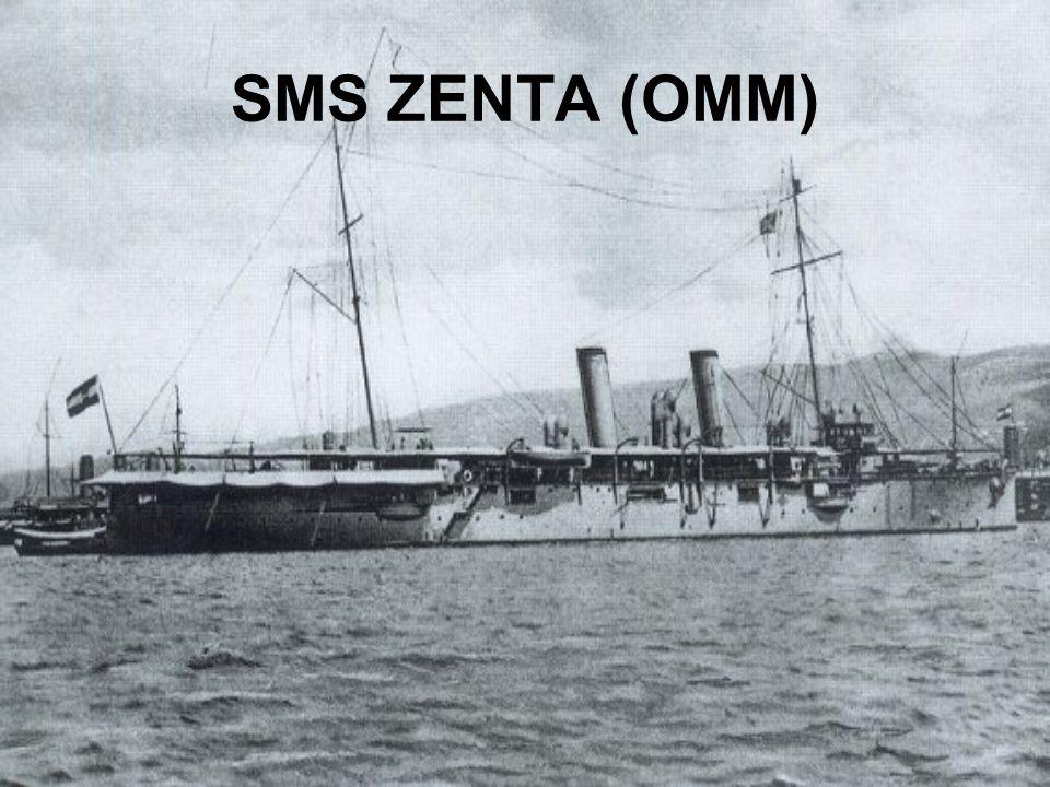 SMS ZENTA (OMM)