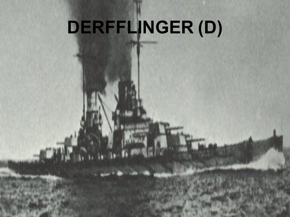 HMS DREADNOUGHT (UK) TECHNIKAI ADATOK Vízrebocsátás: 1906Vízkiszorítás: 21845 t (max.)Sebesség: 21 csomóHossz: 106,6 mSzélesség: 25 mSzemélyzet: 773 főFegyverzet: 10 db 30,5 cm-es L/45 ágyú ; 22 db 7,6 cm-es L/50 ágyú ; 2 db 7,6 cm-es légvédelmi ágyú ; 5 db 45,7 cm-es torpedóvető csőTÖRTÉNETE A rekordidő alatt (egy év és egy nap) elkészült Dreadnought forradalmasította a cstahajó-építést, olyannyira, hogy határkőnek számított.