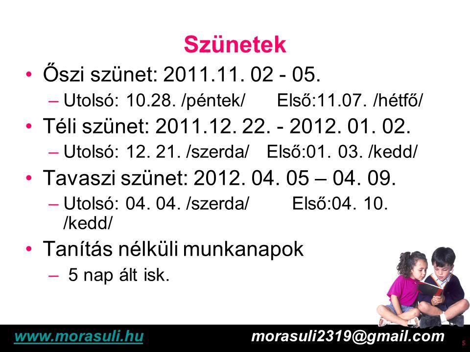 Free powerpoint template: www.brainybetty.com 6 Középiskolai felvételi eljárás rendje 2011.