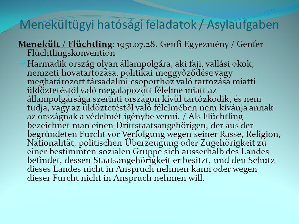 Beutazási és tartózkodási tilalom / Einreiseverbot Állampolgárság / Staatsangehörigkeit2011.2012.
