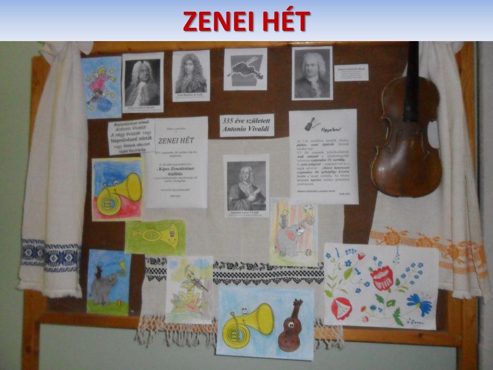 ZENEI HÉT