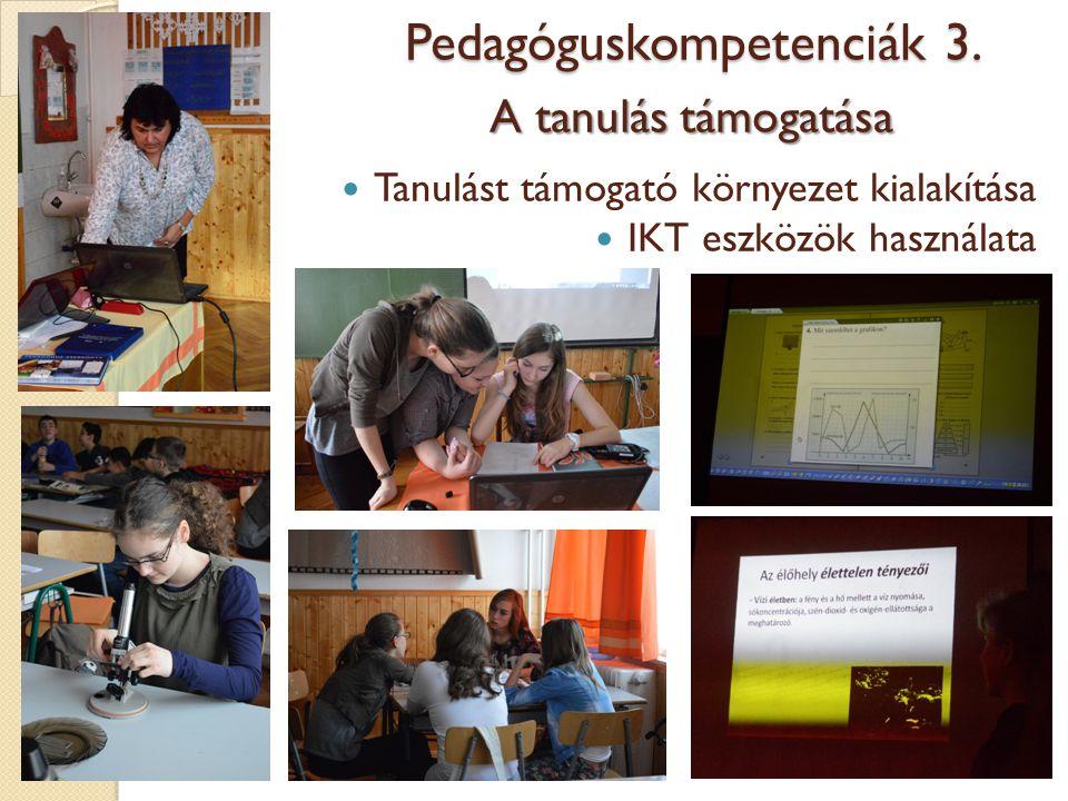 Pedagóguskompetenciák 3.