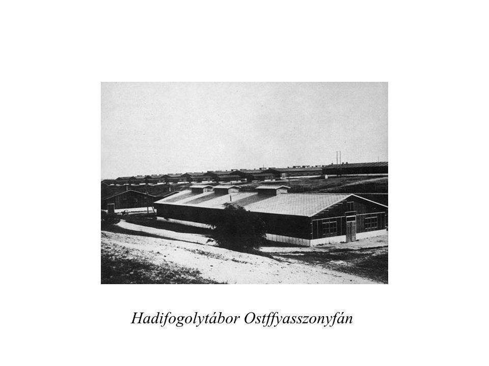 Hadifogolytábor Ostffyasszonyfán