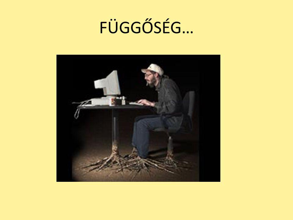 Internet-függőség VI.Egy átlagos netező ezeket a stádiumokat járja végig.