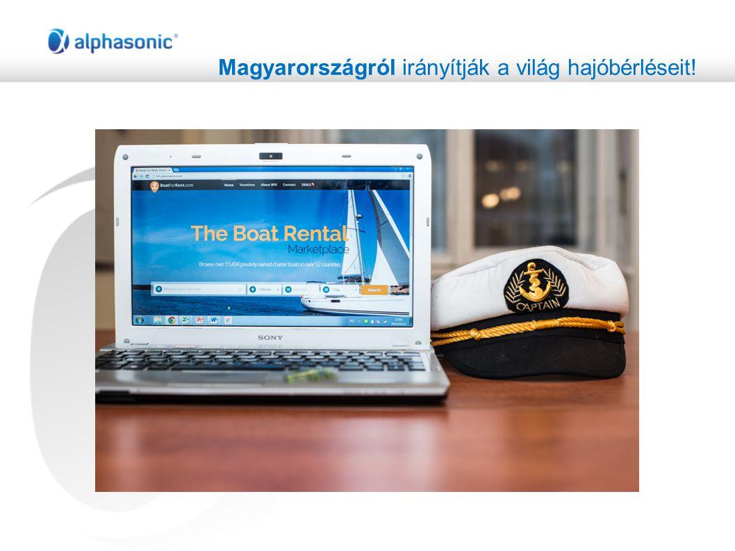Magyarországról irányítják a világ hajóbérléseit!
