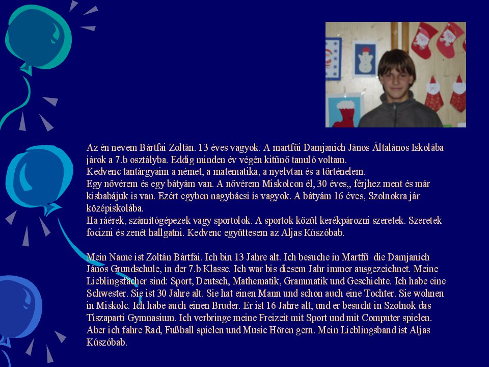 Iskolánk 2007.09. 01. óta egységes iskolaként működik, a helyi középiskolával közösen.
