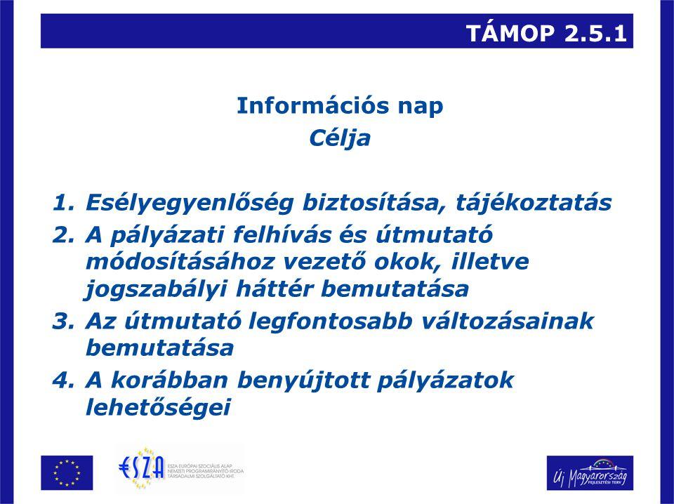 TÁMOP 2.5.1 12.