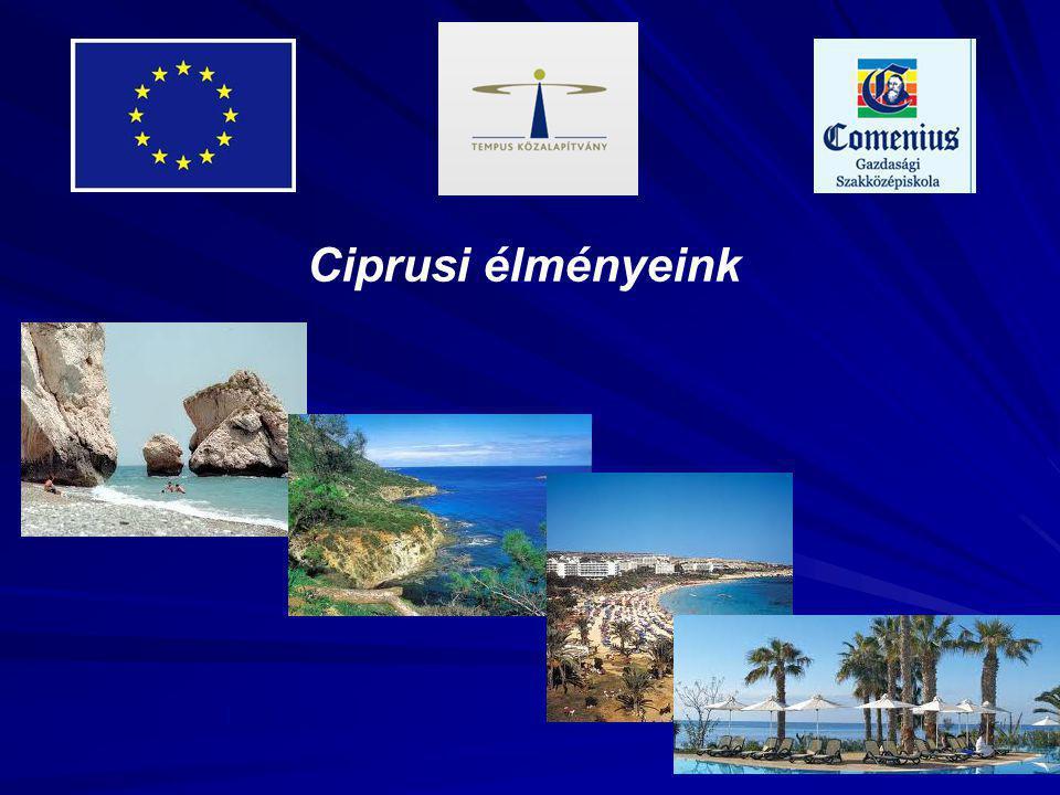 Ciprusi élményeink