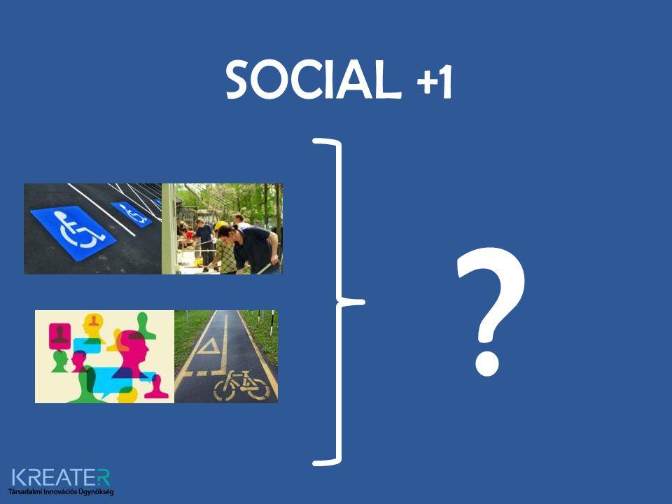SOCIAL +1