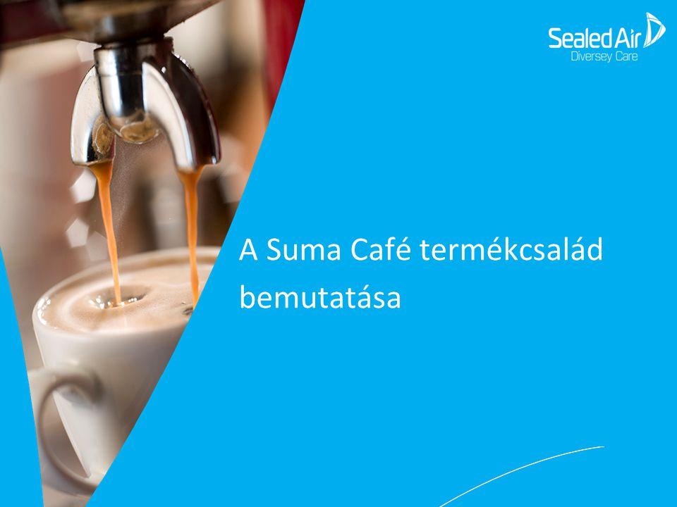 A Suma Café termékcsalád bemutatása
