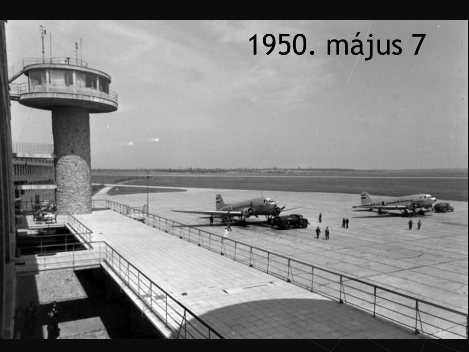 1982 – Terminal 2 + új futópálya