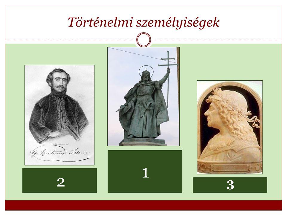 Történelmi személyiségek 2 1 3