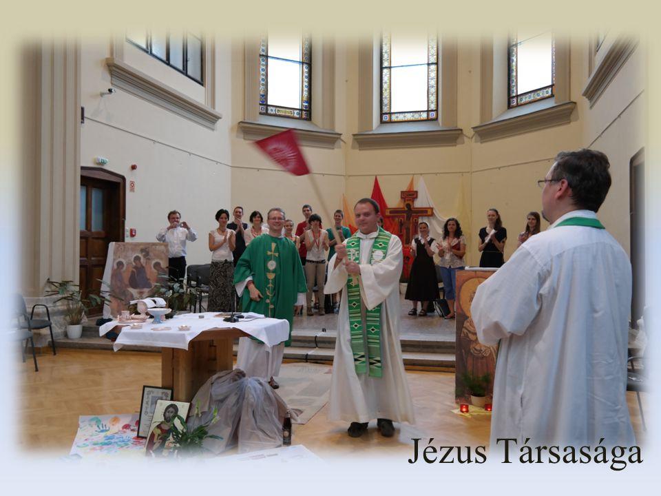 Jézus Társasága