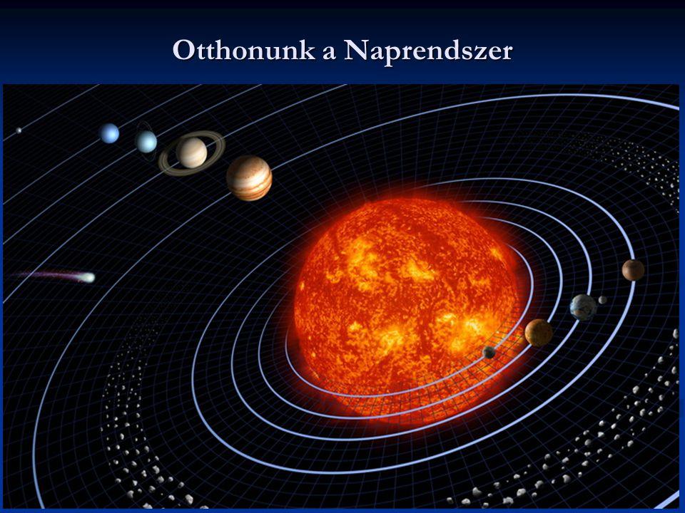 Otthonunk a Naprendszer
