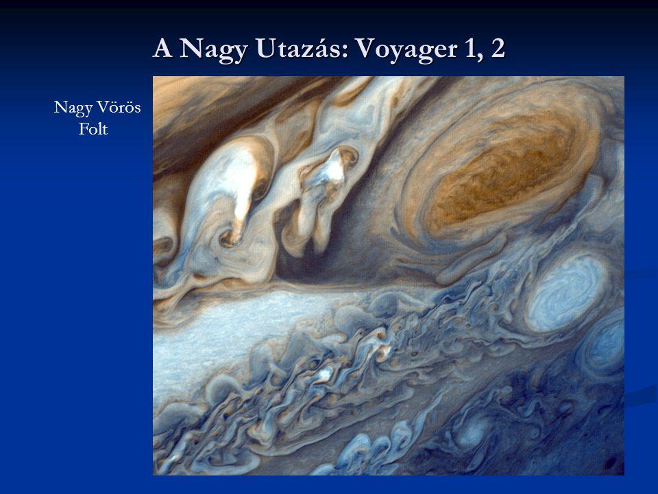 A Nagy Utazás: Voyager 1, 2 Nagy Vörös Folt