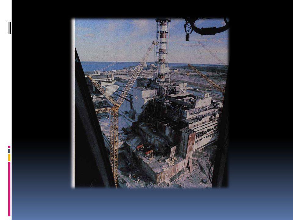  A csernobili atomkatasztrófa 1986.